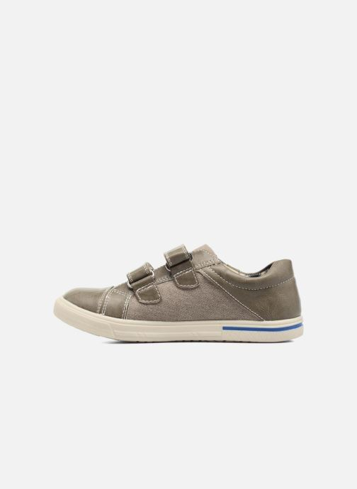 Trainers I Love Shoes FILLIP Grey front view