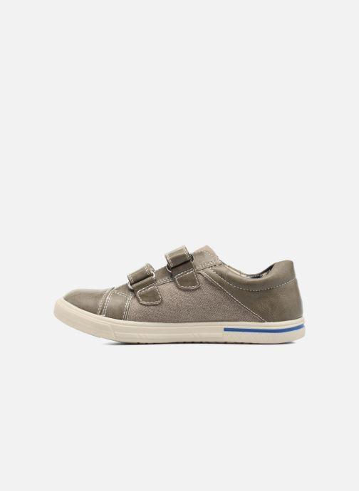 Deportivas I Love Shoes FILLIP Gris vista de frente