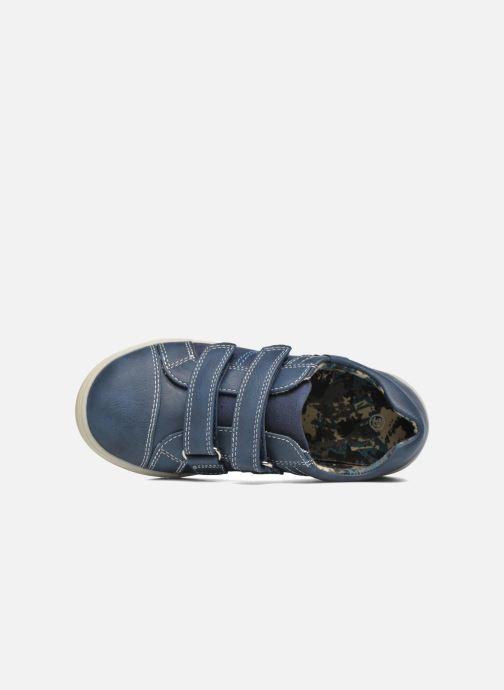 Baskets I Love Shoes FILLIP Bleu vue gauche