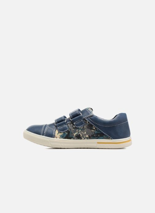 Trainers I Love Shoes FILLIP Blue front view
