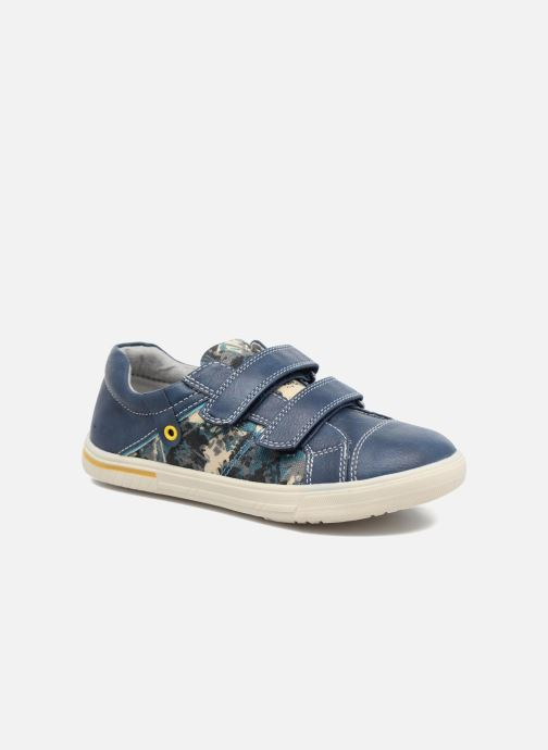 Trainers I Love Shoes FILLIP Blue detailed view/ Pair view