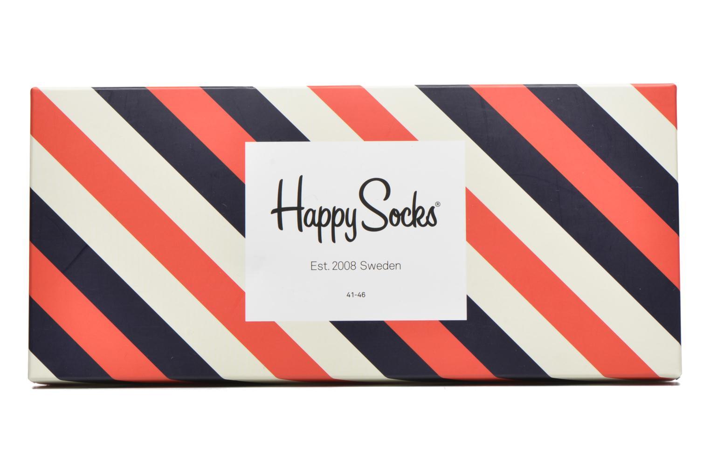 Chaussettes et collants Happy Socks Big Dot Gift Box Multicolore vue gauche