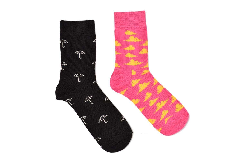 Sokken en panty's Happy Socks 2-Pack Cloud Socks Multicolor detail