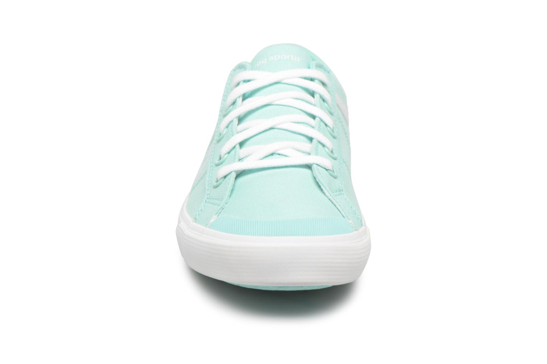 Sneaker Le Coq Sportif Saint Gaetan GS blau schuhe getragen