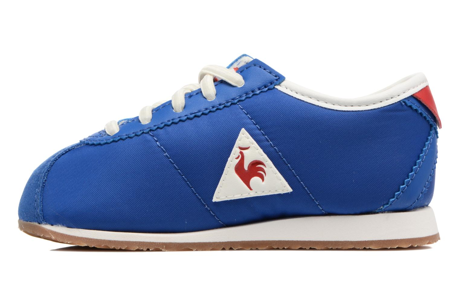 Trainers Le Coq Sportif WENDON INF Blue front view