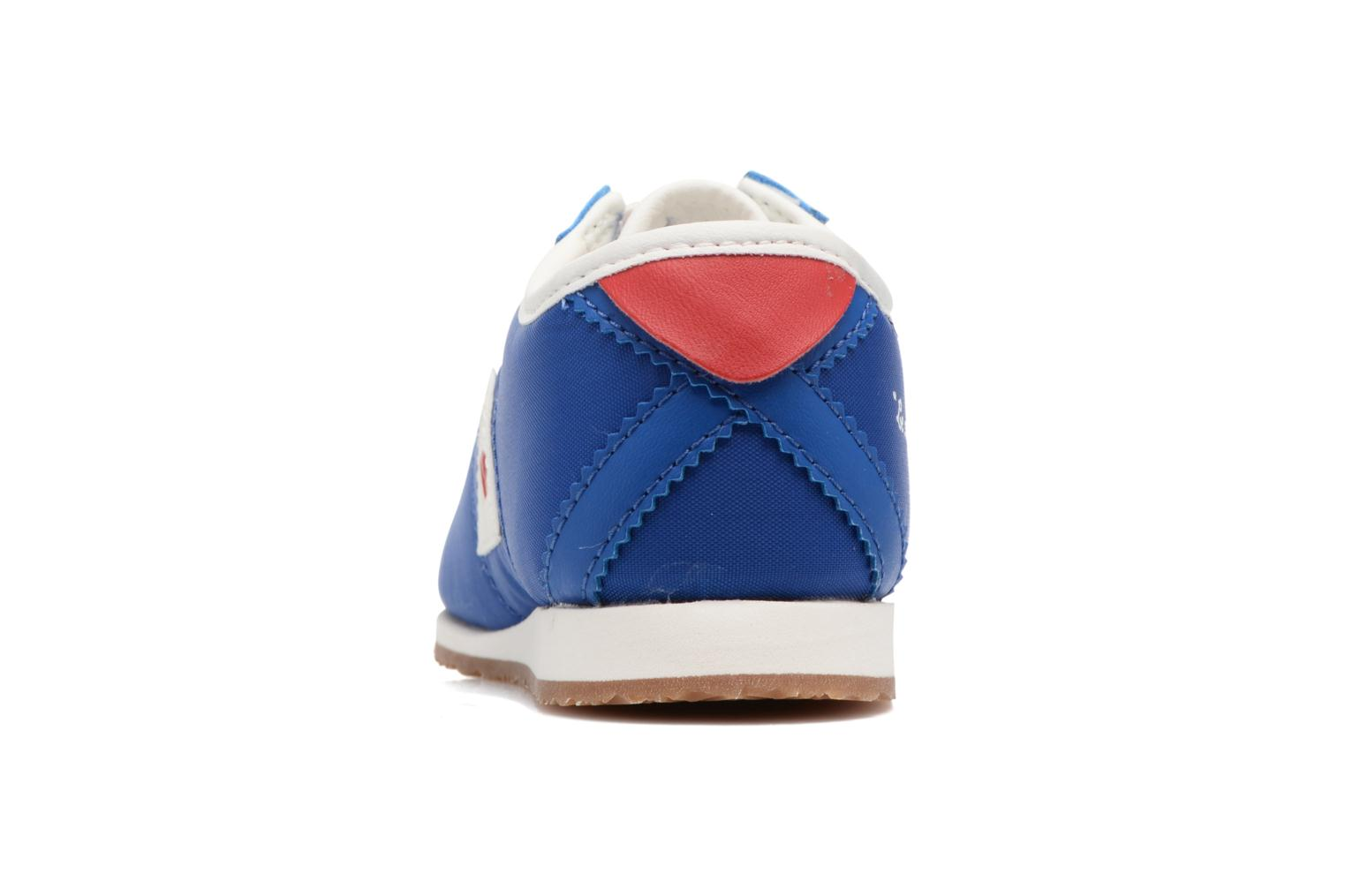 Trainers Le Coq Sportif WENDON INF Blue view from the right