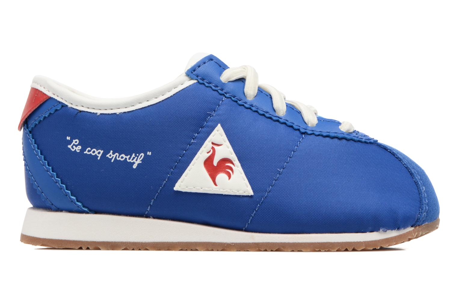 Trainers Le Coq Sportif WENDON INF Blue back view