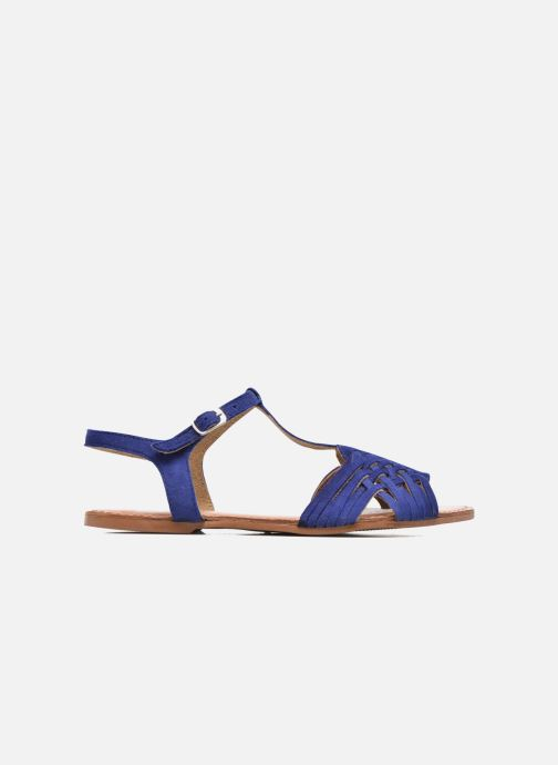 Sandales et nu-pieds I Love Shoes KETRES Leather Bleu vue derrière