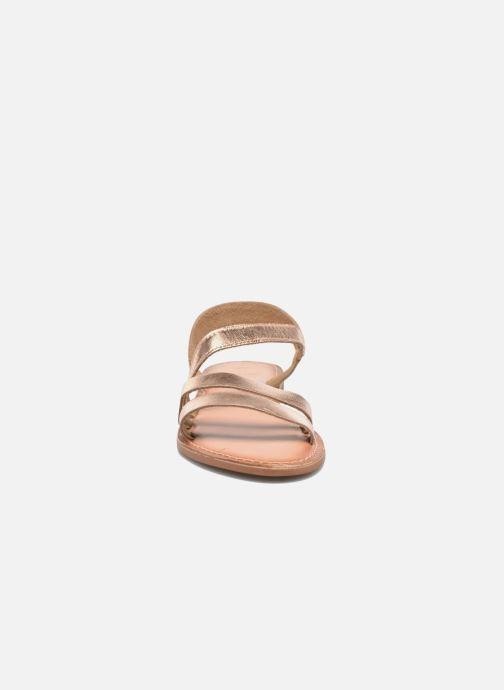 Sandalen I Love Shoes KEUNI Leather Goud en brons model