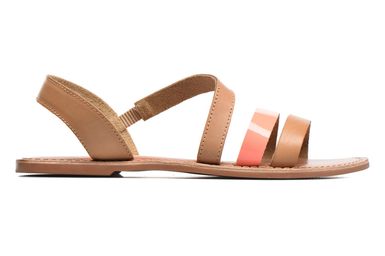 Sandalias I Love Shoes KEUNI Leather Marrón vistra trasera