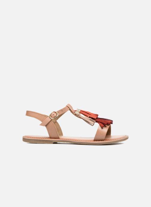 Sandalen I Love Shoes KEPOM Leather braun ansicht von hinten