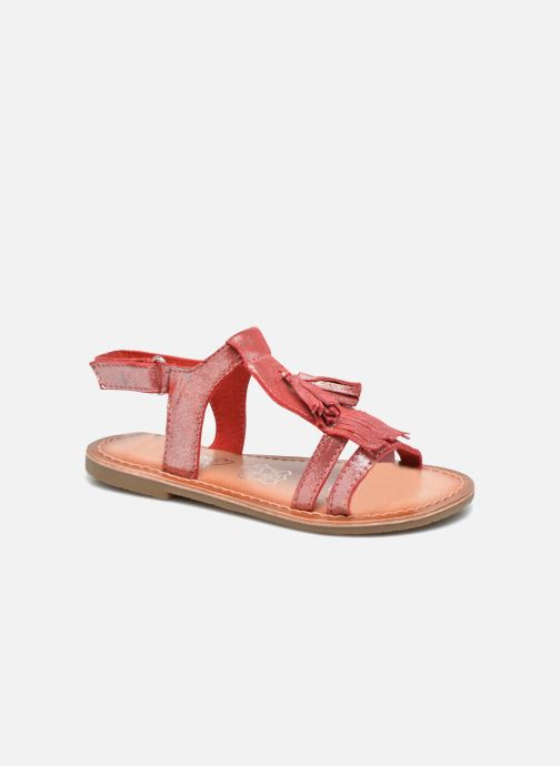 Sandalen I Love Shoes KEFRAN Leather rot detaillierte ansicht/modell