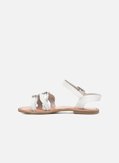 Sandalias I Love Shoes KEWAVY Leather Blanco vista de frente