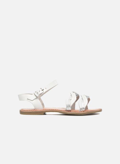 Sandalias I Love Shoes KEWAVY Leather Blanco vistra trasera