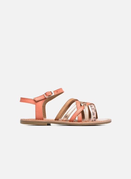 Sandalias I Love Shoes KEMULT Leather Rosa vistra trasera