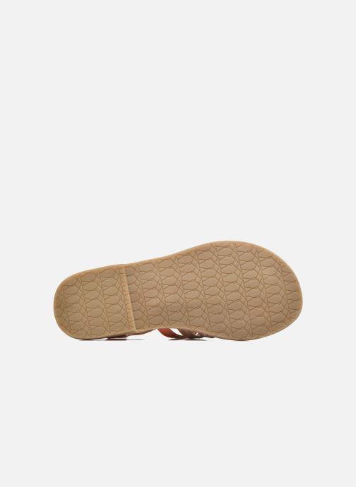 Sandalias I Love Shoes KEMULT Leather Rosa vista de arriba