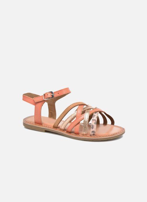 Sandalias I Love Shoes KEMULT Leather Rosa vista de detalle / par