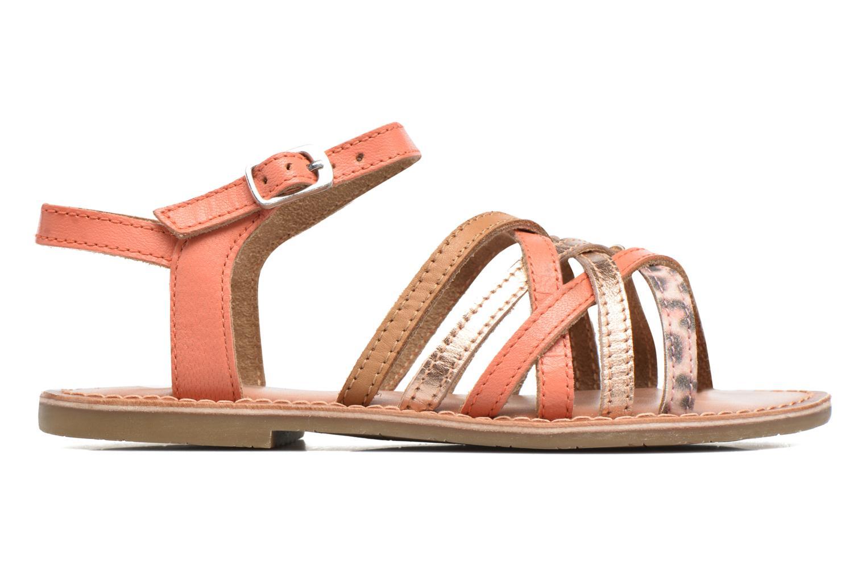 Sandales et nu-pieds I Love Shoes KEMULT Leather Rose vue derrière
