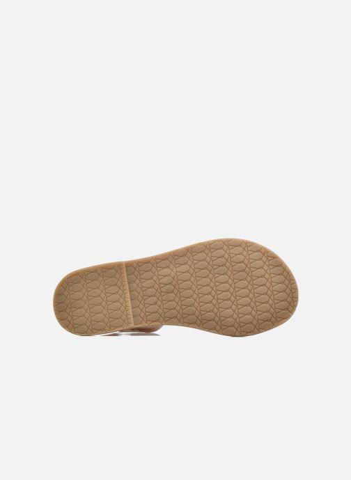 Sandalen I Love Shoes KETRUSI Leather gold/bronze ansicht von oben
