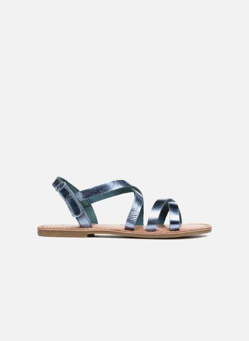 Sandales et nu-pieds I Love Shoes KEINU Leather Bleu vue derrière