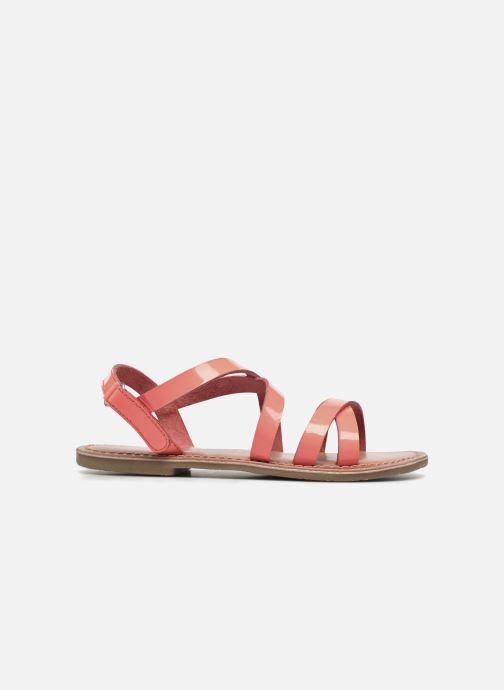 Sandalen I Love Shoes KEINU Leather rosa ansicht von hinten