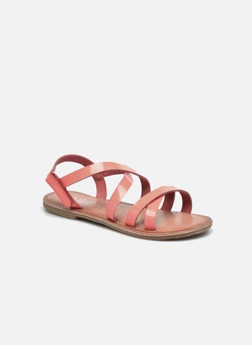 Sandalen I Love Shoes KEINU Leather Roze detail