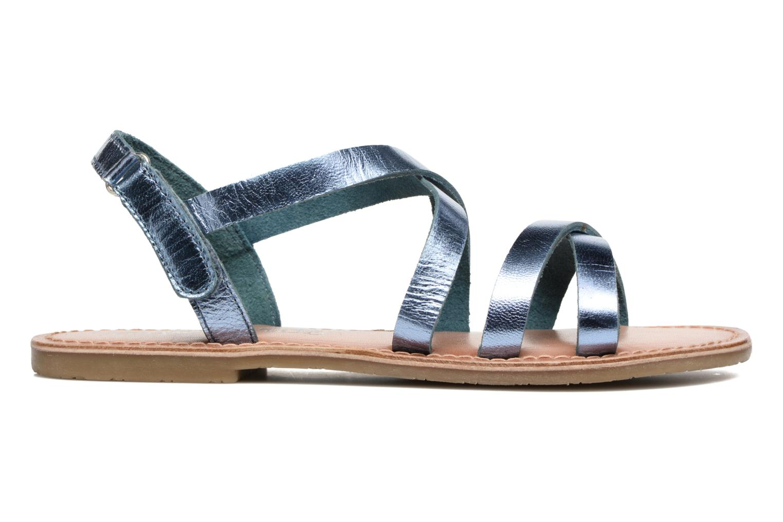 Sandalen I Love Shoes KEINU Leather Blauw achterkant