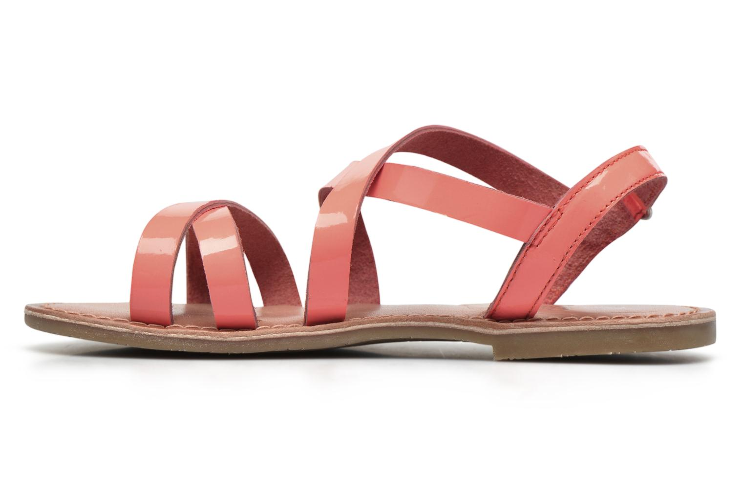 Sandalen I Love Shoes KEINU Leather Roze voorkant