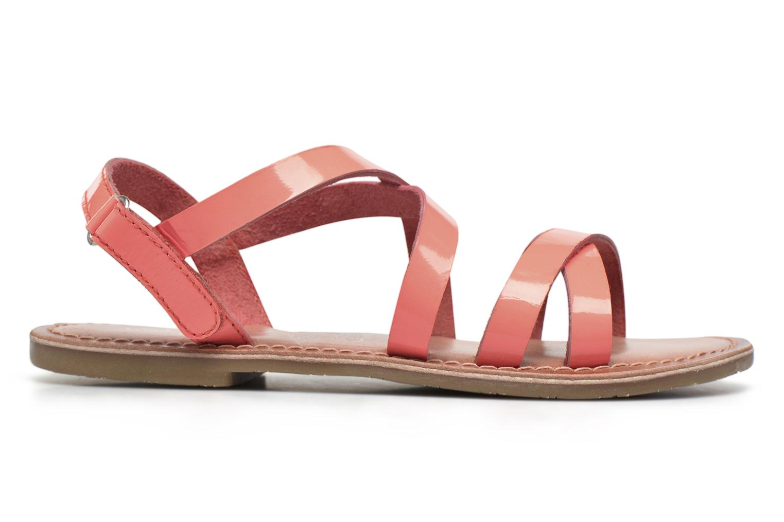 Sandalen I Love Shoes KEINU Leather Roze achterkant