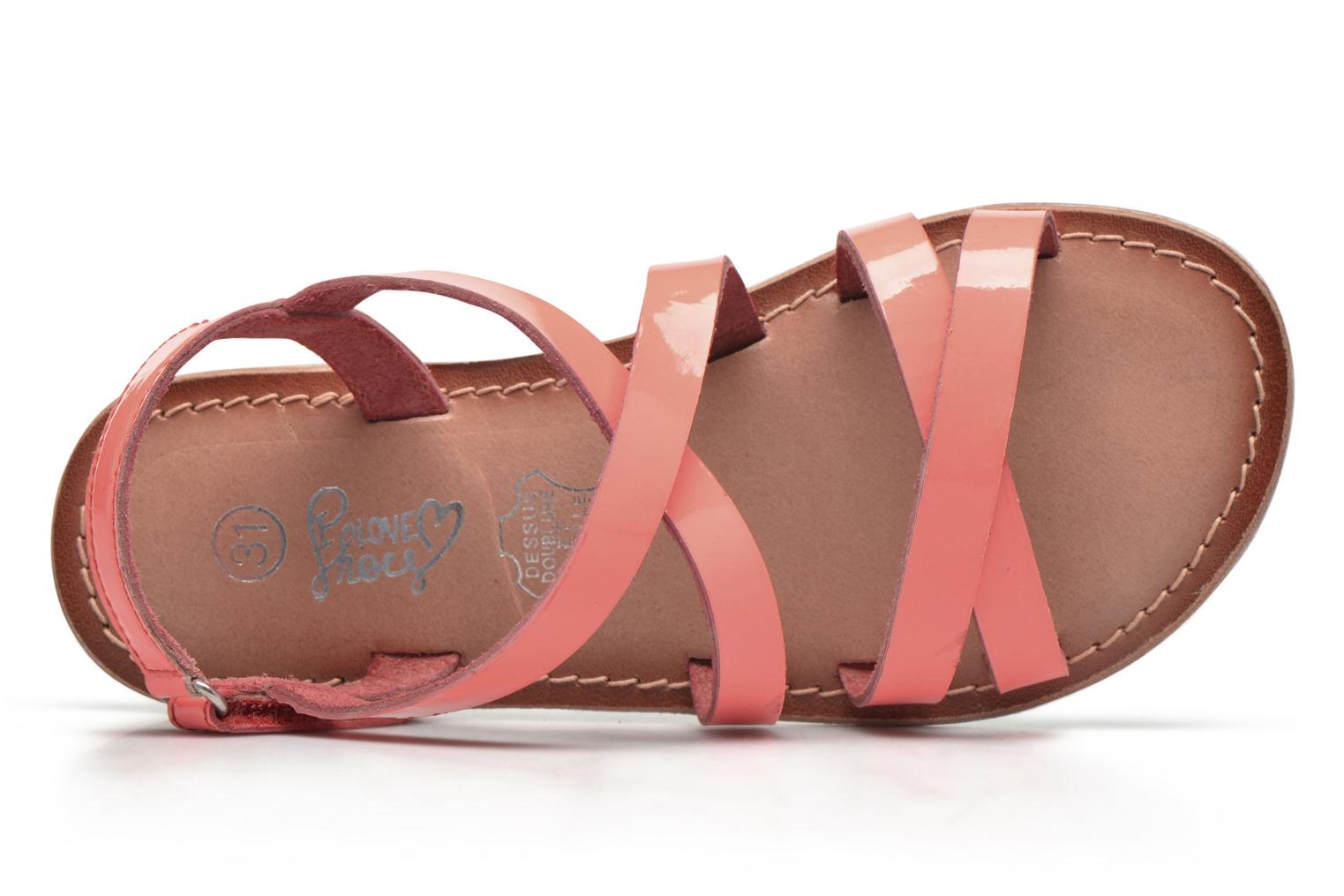 Sandalen I Love Shoes KEINU Leather Roze links