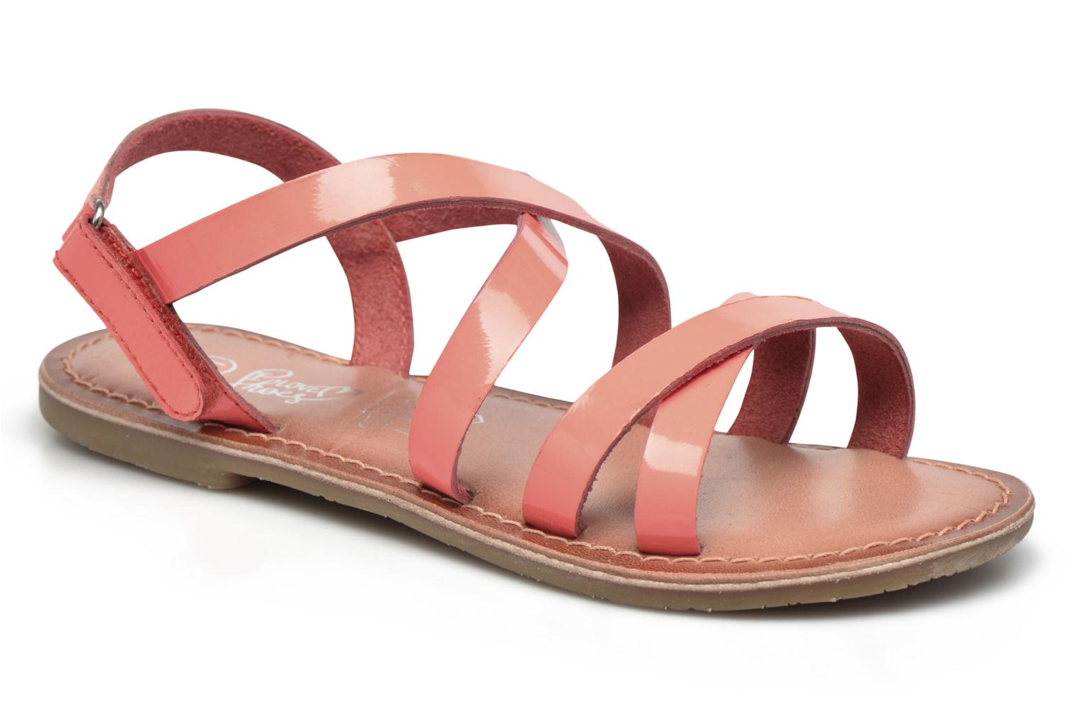 Sandalen I Love Shoes KEINU Leather Roze detail