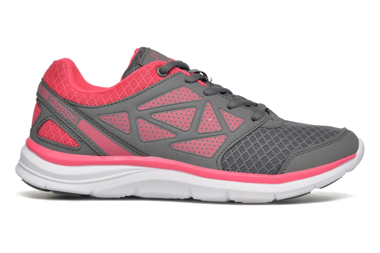 Sport shoes Kappa Fanger PU Mesh W Pink back view