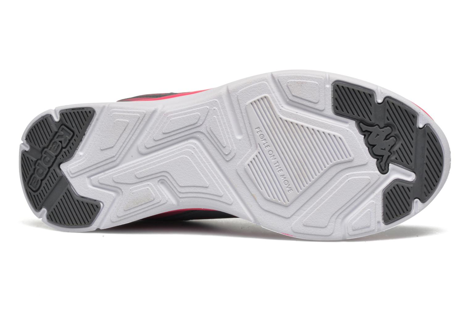 Sport shoes Kappa Fanger PU Mesh W Pink view from above