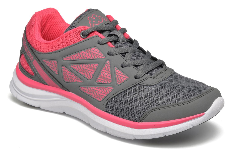 Sport shoes Kappa Fanger PU Mesh W Pink detailed view/ Pair view