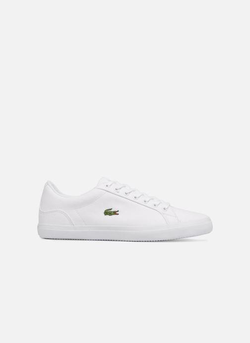 Sneaker Lacoste Lerond BL 2 weiß ansicht von hinten