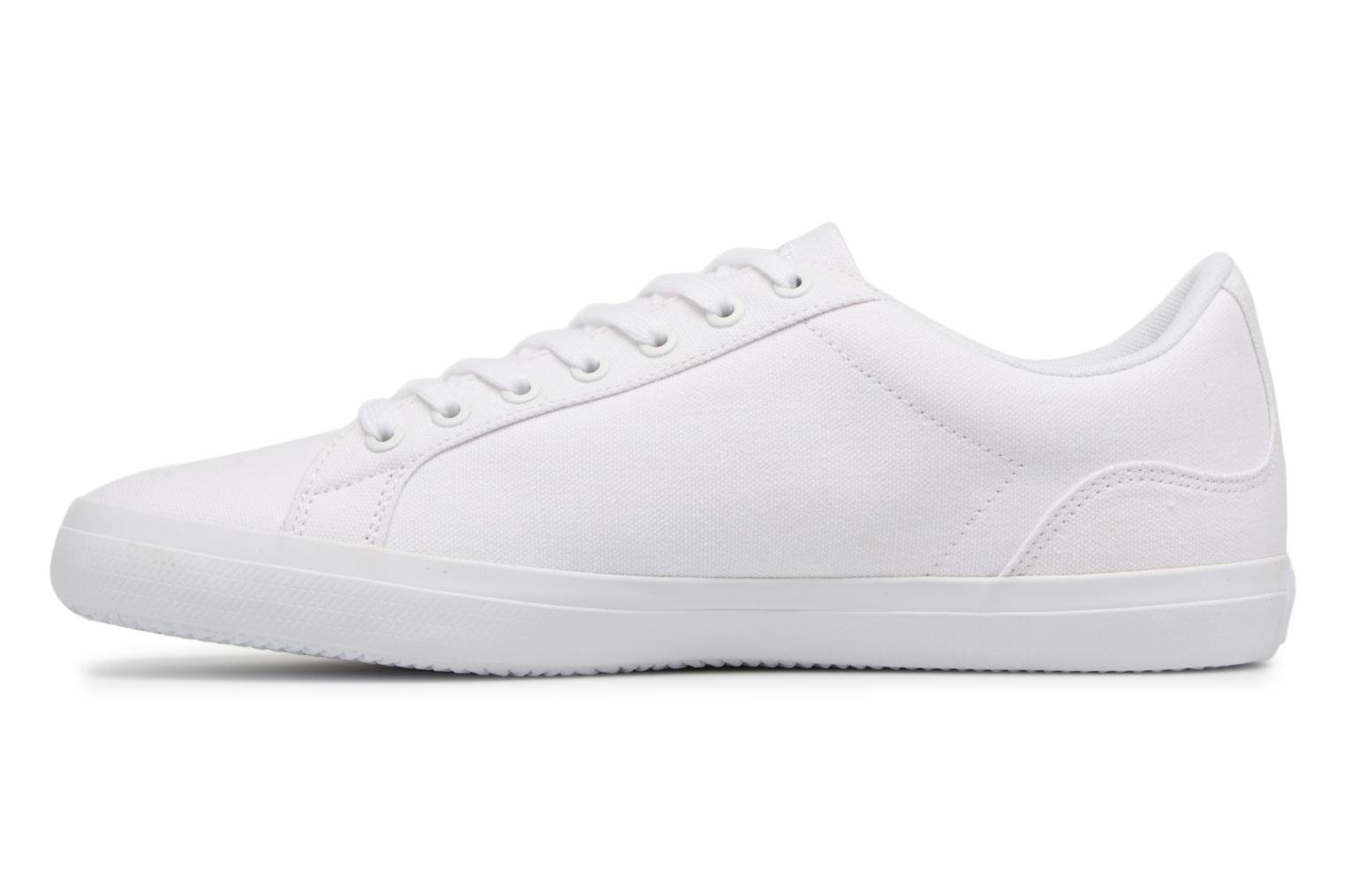 Trainers Lacoste Lerond BL 2 White front view