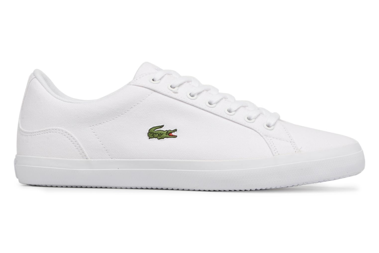 Trainers Lacoste Lerond BL 2 White back view