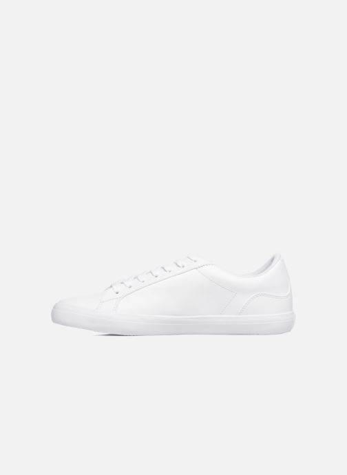 Sneakers Lacoste Lerond BL 1 Bianco immagine frontale