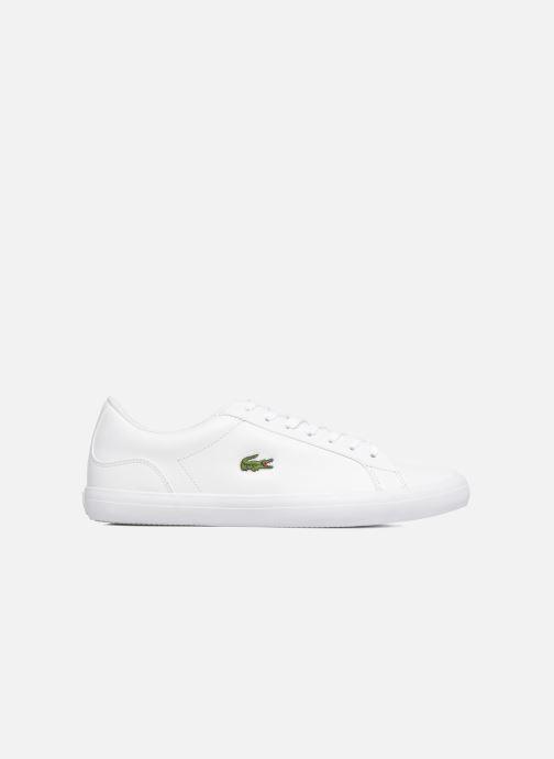 Sneakers Lacoste Lerond BL 1 Hvid se bagfra