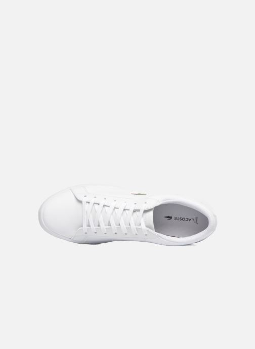 Sneakers Lacoste Lerond BL 1 Bianco immagine sinistra