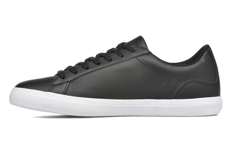 Sneakers Lacoste Lerond BL 1 Zwart voorkant