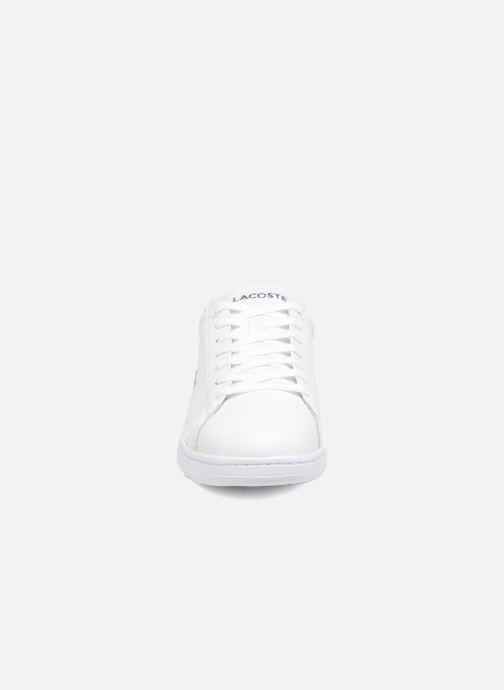 Sneakers Lacoste Carnaby Evo BL 1 Wit model