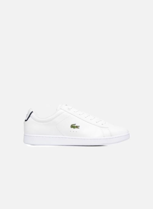 Sneakers Lacoste Carnaby Evo BL 1 Wit achterkant