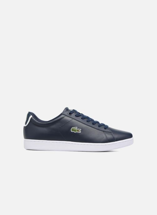 Sneakers Lacoste Carnaby Evo BL 1 Blauw achterkant