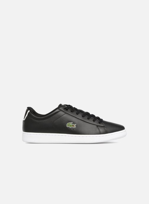 Sneaker Lacoste Carnaby Evo BL 1 schwarz ansicht von hinten