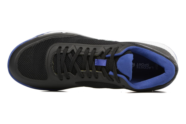 Baskets Lacoste Lt Pro 117 1 Noir vue gauche