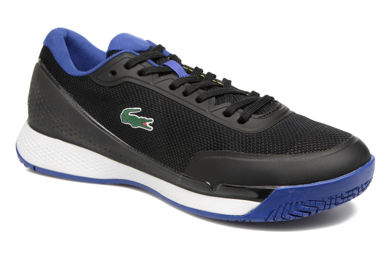Lacoste Lt Pro 117 1 (Noir) - Baskets en Más cómodo Chaussures casual sauvages