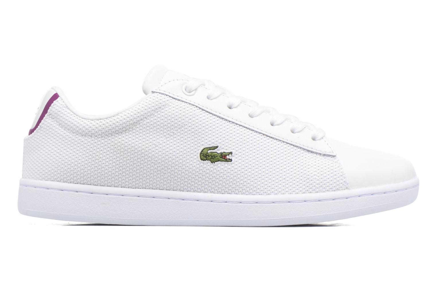 Sneakers Lacoste Carnaby Evo 117 5 Hvid se bagfra