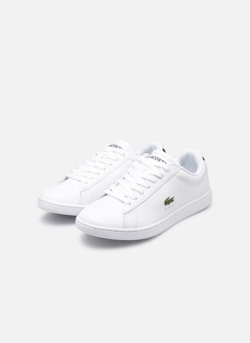 Sneakers Lacoste Carnaby Evo BL 1 W Wit onder