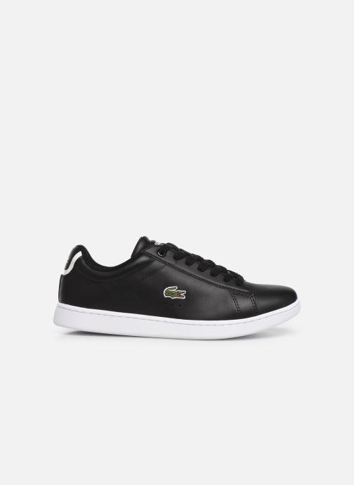 Sneakers Lacoste Carnaby Evo BL 1 W Zwart achterkant